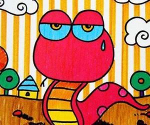 [小班美术快乐的小鱼]小班美术:快乐的小动物
