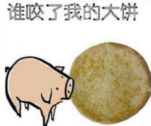 小班语言谁咬了我的大饼_小班语言:谁咬了我的大饼